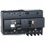 Miniature circuit breaker NG125N, 4P, 63 A, C, 25 kA