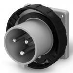 Inlet IP67, 480-500 V, 16 A, 2+E, 7 h