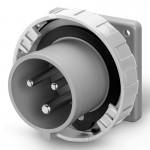 Inlet IP67, >50-250 V, 32 A, 2+E, 3 h