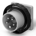 Inlet IP67, 480-500 V, 32 A, 3+N+E, 7 h