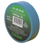 Insulating tape, 15mm, 10m, Blue