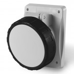 Socket outlet IP66/IP67, 600-690 V, 16 A, 3+E, 5 h