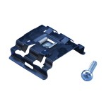 Clip-Nuts for symmetric DIN rails, M6
