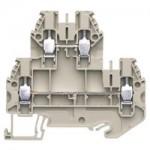 Multi-tier block WT 4 E Gray 4 mm²