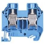 Feed-trough block WT 16 Blue 16 mm²