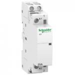 iCT contactor 1 N/O, 220 V AC, 25 A