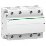 iCT contactor 4 N/O, 220/240 V AC, 100 A