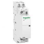 iCT contactor 2 N/O, 12 V AC, 16 A
