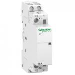 iCT contactor 1 N/O, 220 V AC, 16 A