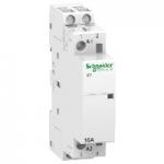 iCT contactor 2 N/O, 230/240 V AC, 16 A