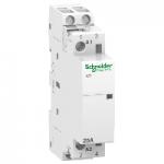 iCT contactor 2 N/O, 230/240 V AC, 25 A