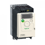ATV12 Variable Speed Drive 200 – 240 V, 4.2 A, 0.75 kW, 1 phase, With heat sink