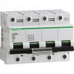 Miniature circuit breaker C120H, 4P, 10 A, B, 30kA
