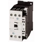 Contactor DILM(1 N/O) 230 V, 50/60 Hz AC, 18 A