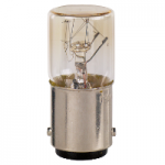 Incandescent bulb, long life 1.2 W