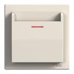 Mechanical card Switch, Cream