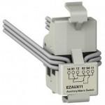 Auxiliary switch + alarm switch (AX + AL), for EZ100