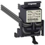 Auxiliary switch + alarm switch (AX + AL), for EZ250