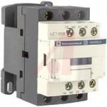 Contactor TeSys D, 3P,(1 N/O + 1 N/C) 24V AC coil, 9A