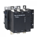 Contactor EasyPact TVS, 3P with (1 N/C + 1 N/O) auxiliary contacts, 110V AC coil 50 Hz, 250A