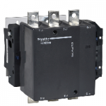 Contactor EasyPact TVS, 3P with (1 N/C + 1 N/O) auxiliary contacts, 110V AC coil 50 Hz, 300A