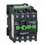 Contactor EasyPact TVS, 3P with (1 N/O) auxiliary contacts, 48V AC coil 50 Hz, 32A