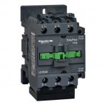 Contactor EasyPact TVS, 3P with (1 N/C + 1 N/O) auxiliary contacts, 440V AC coil 60 Hz, 40A