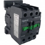 Contactor EasyPact TVS, 3P with (1 N/C + 1 N/O) auxiliary contacts, 415V AC coil 50 Hz, 65A