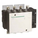 Contactor TeSys F, 4P(4 N/O) 24V DC coil, 185A