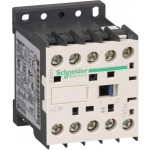 Contactor TeSys K, 3P(3 N/O) 115V AC coil, 6A