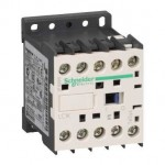 Contactor TeSys K, 3P(3 N/O) 380/400V AC coil, 6A