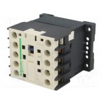 Contactor TeSys K, 3P(3 N/C) 110V AC coil, 9A