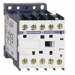 Contactor TeSys K, 3P(3 N/O) 220/230V AC coil, 9A
