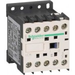 Contactor TeSys K, 3P(3 N/O) 380/400V AC coil, 9A