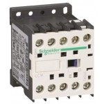 Contactor TeSys K, 4P(4 N/O) 380/400V AC coil, 12A