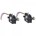 2 carriage switches (connected/disconnected position indication)