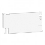 5 transparent covers for trip unit, Micrologic 5/6