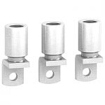 Crimp lugs for 180 mm2 aluminium cable, set of 3