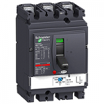 Circuit breaker NSX160 Magnetic MA , 150 A, 3P/3d, H