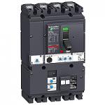Vigicompact NSX250F Electronic  250 A 4P/3d,4d, 3d+N/2