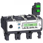 Distribitution Micrologic 5.3 A, (LSI protection, ammeter) protection, 400 A, 3P/3d