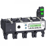Distribitution Micrologic 5.3 A, (LSI protection, ammeter) protection, 630 A, 4P/3d, 4d, 3d + N/2, 3d + OSN
