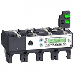Distribitution Micrologic 6.3 E (LSIG protection, energy meter) protection, 400 A, 4P/3d, 4d, 3d + N/2, 3d + OSN