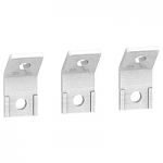 Terminal extensions, 45° terminal extensions, set of 3