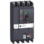 Vigicompact NSX400F Electronic  400 A 4P/3d,4d, 3d+N/2