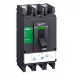 Molded case circuit-breaker CVS630N, 50 kA, 630 A, 3P/3d, ETS 2.3