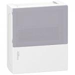 Mini Pragma surface enclosure 1 x 8, with Translucid door