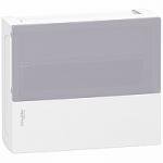 Mini Pragma surface enclosure 1 x 12, with Translucid door