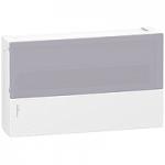 Mini Pragma surface enclosure 1 x 18, with Translucid door
