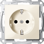 SCHUKO® Socket-outlets for special circuits, White